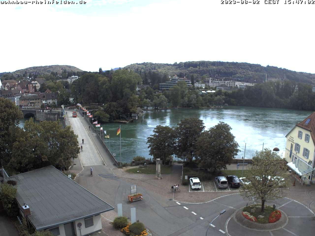 Webcam Wohnbau Rheinfelden